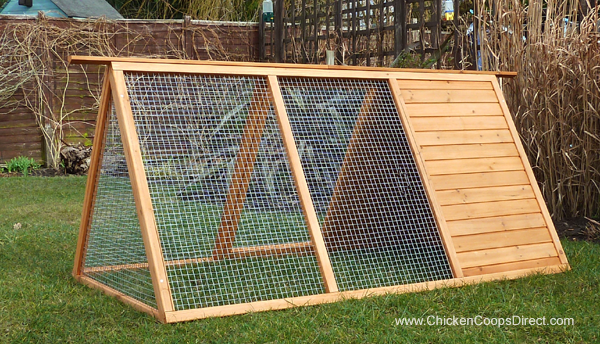 Build a coop blog for A frame chicken