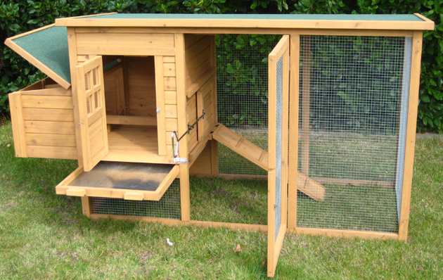purina chicken coop