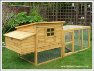 Dorset Chicken Coop With Run