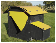 Plastic Hen Houses for Sale
