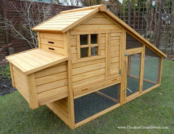 Chicken House chicken coop house in plymouth with run