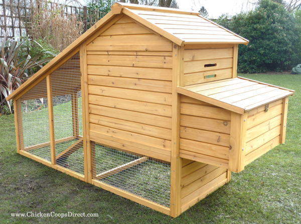 cosy designs for chicken houses. Devon Sussex Chicken Coop House in plymouth with run