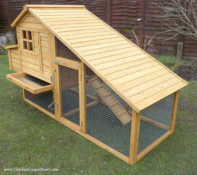 sussex chicken house