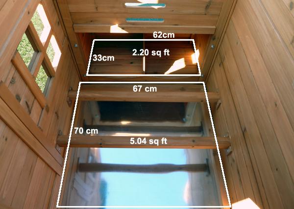 Internal Measurements Of Chicken House