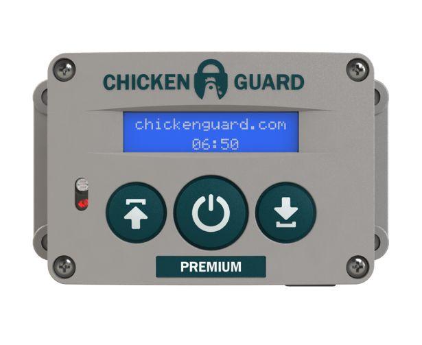 Chickenguard Premium Automatic Door Opener