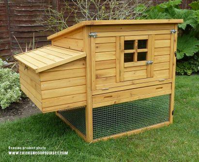 Dorset Chicken Coop