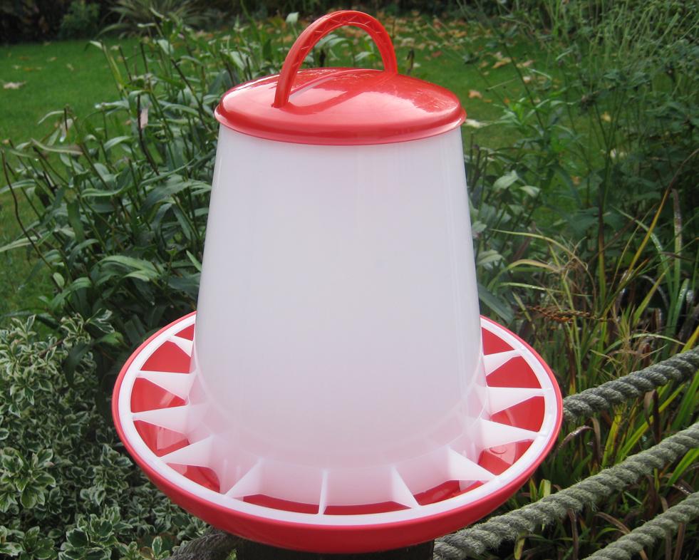 3kg Plastic Feeder For Chickens