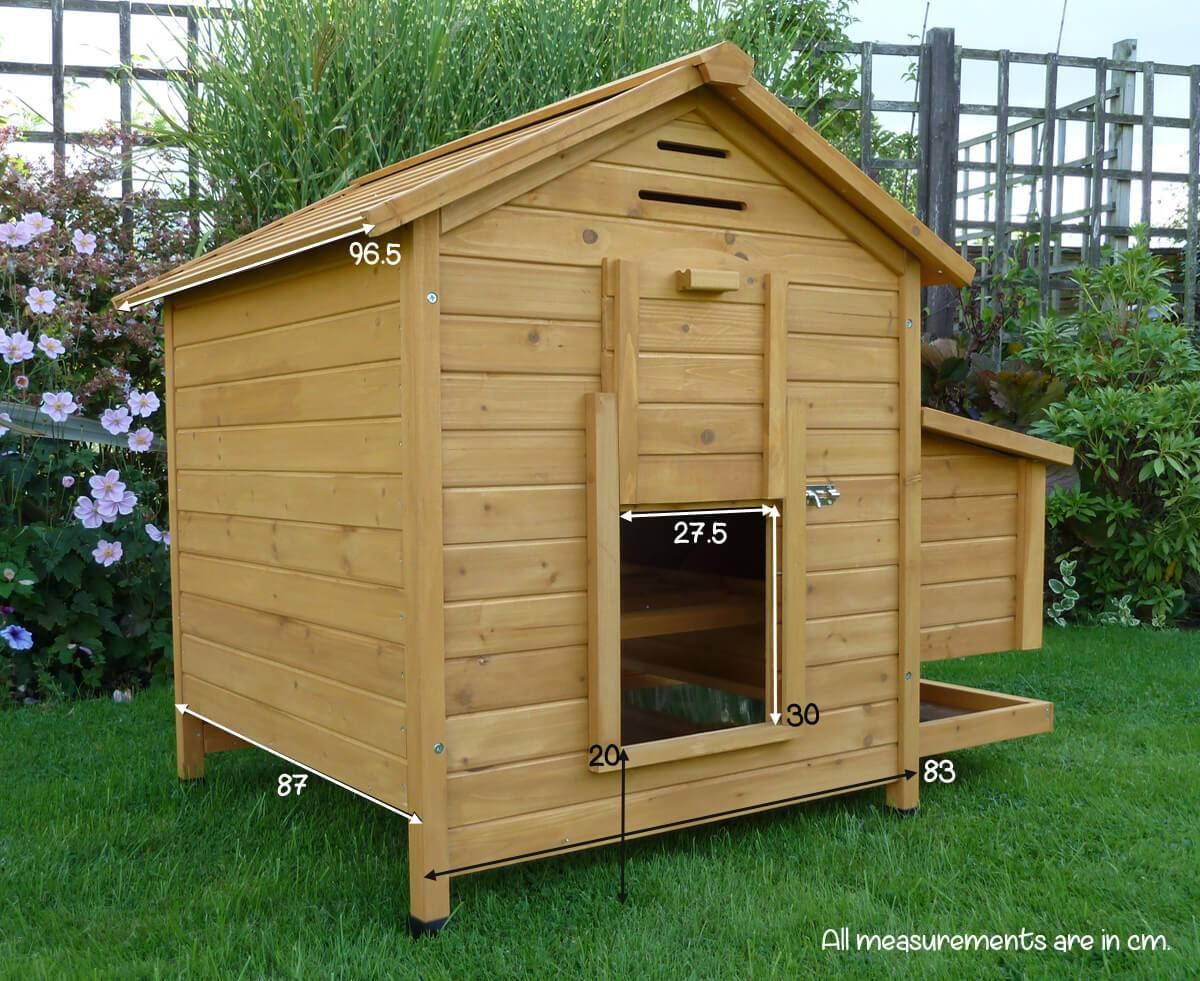 Large Hen House