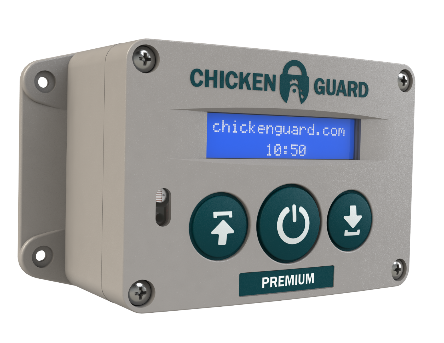 ChickenGuard Premium Version Automatic Door Opener