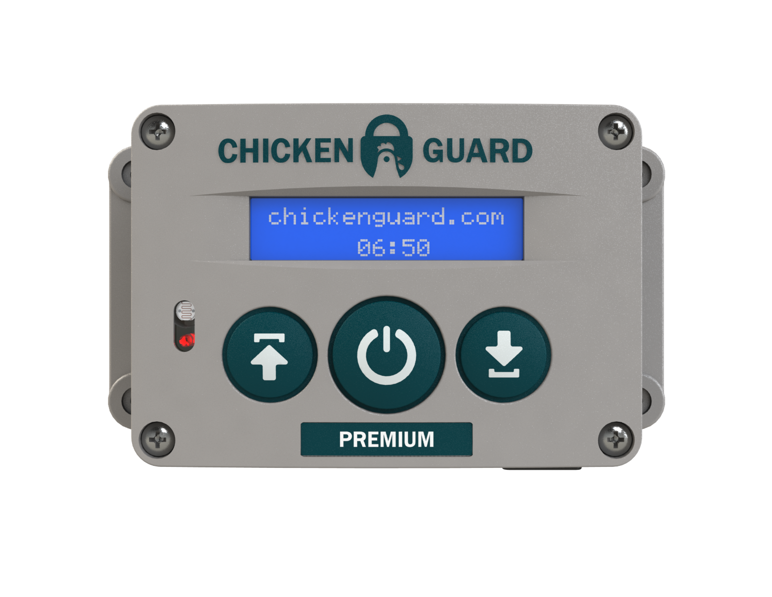 Chickenguard Door Opener - Premium Version