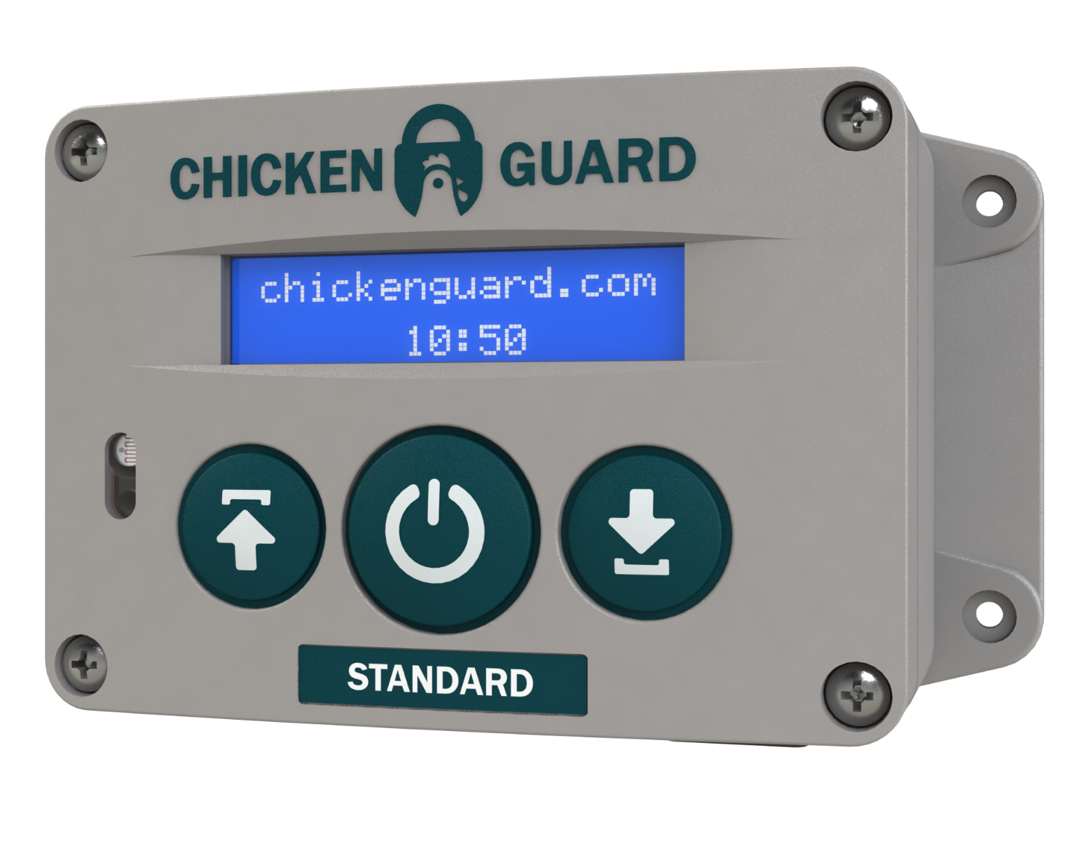 Automatic Door Opener For The Devon Chicken Coop