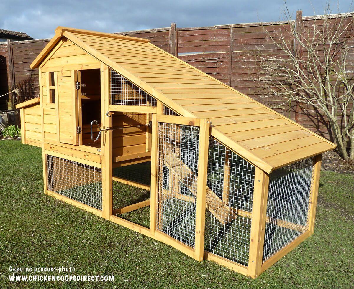 Sussex Chicken Coop