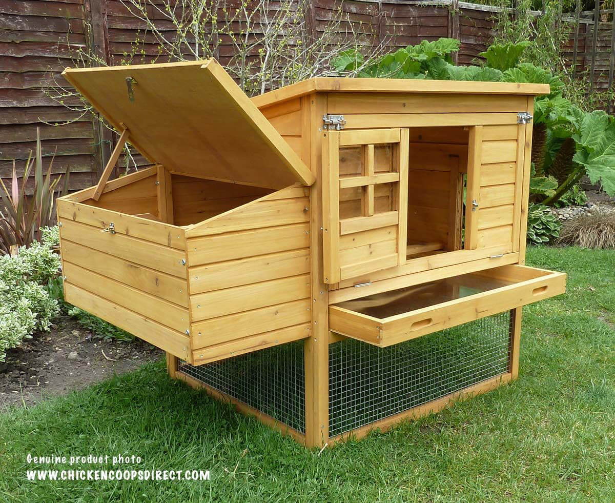 Dorset chicken coop