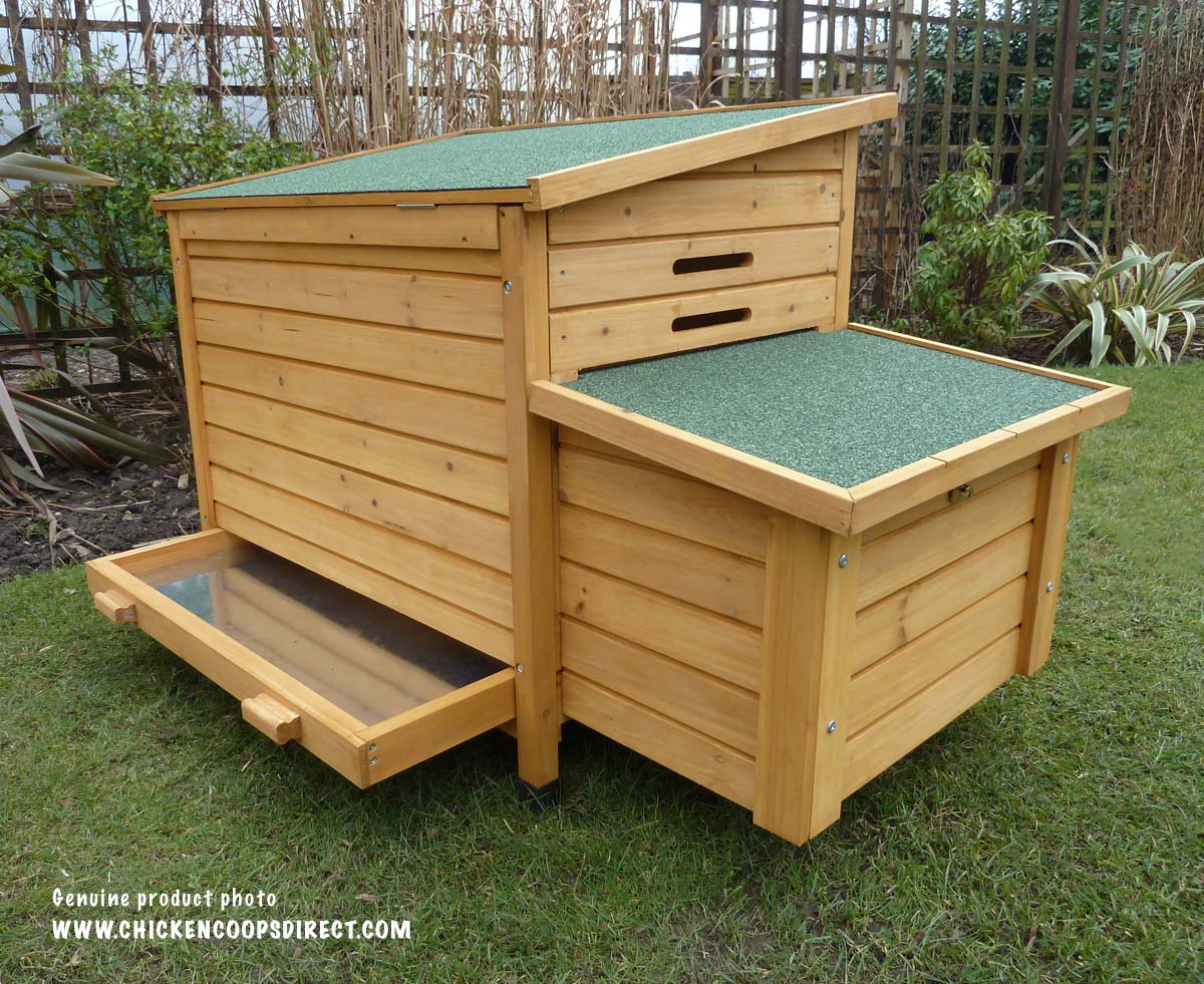 The Kent chicken coop