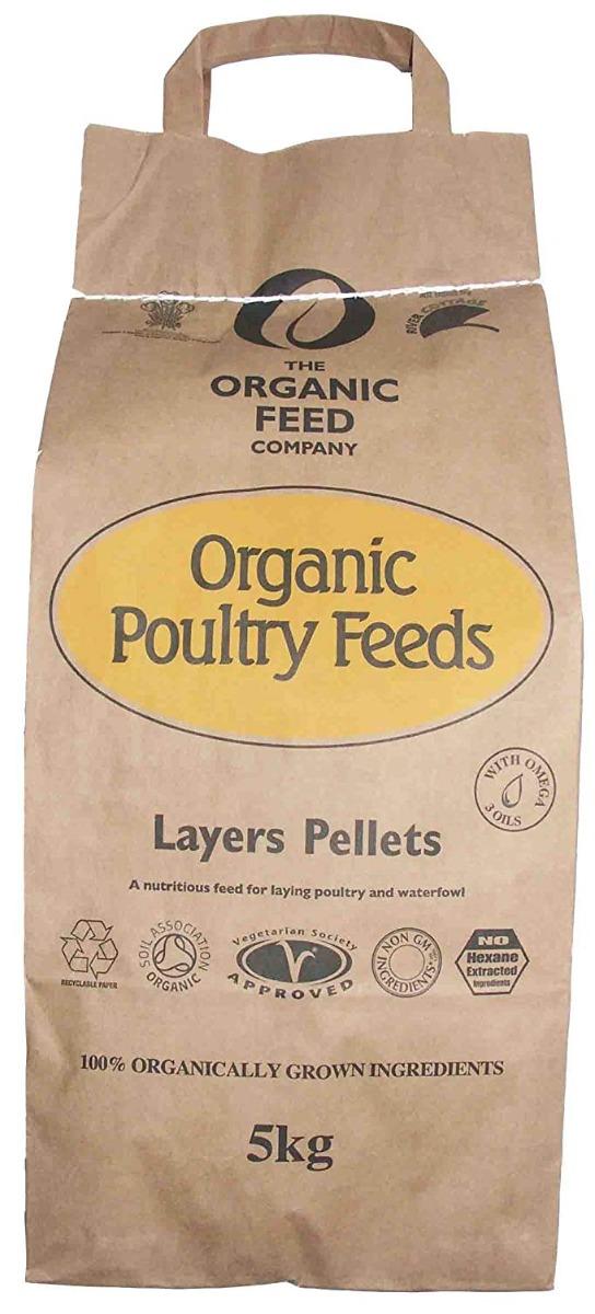 organic chicken feed 5kg