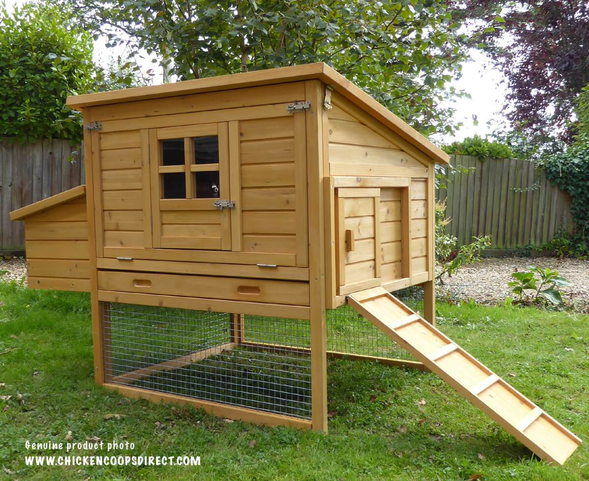 The Dorste Chicken Coop