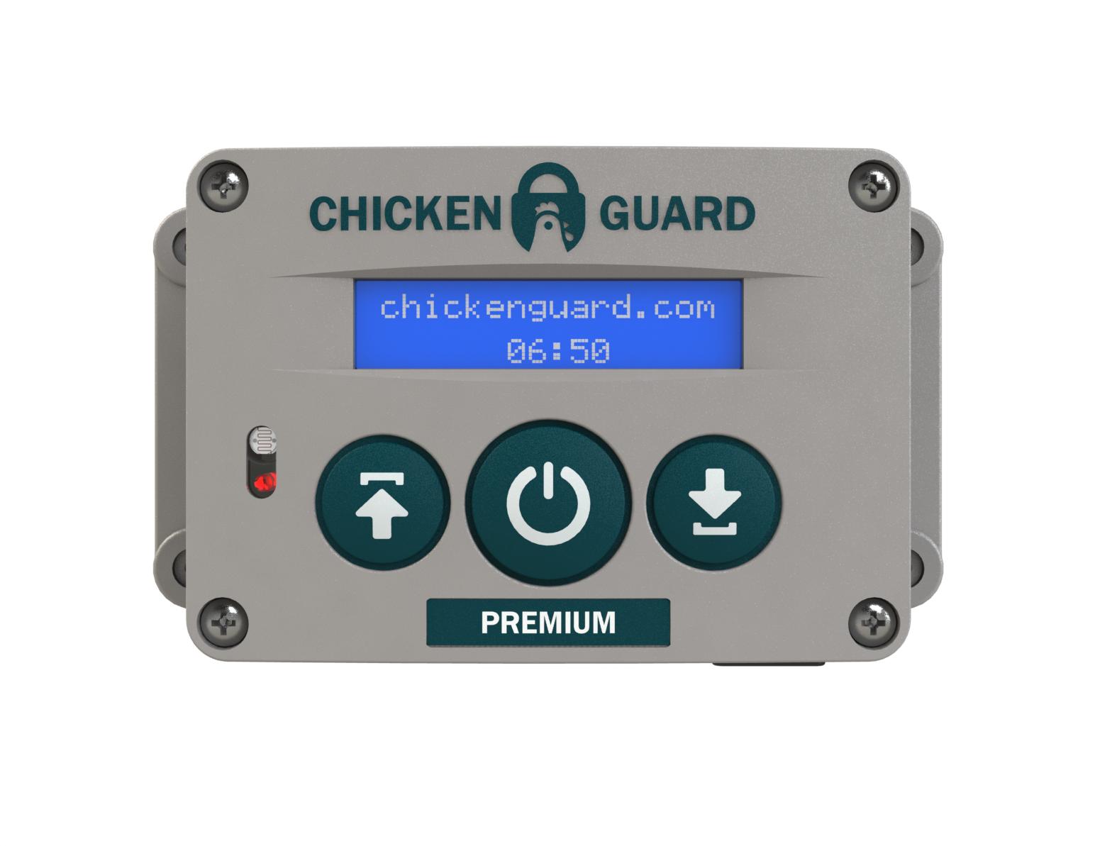 Chickenguard Door Opener - Premium Version